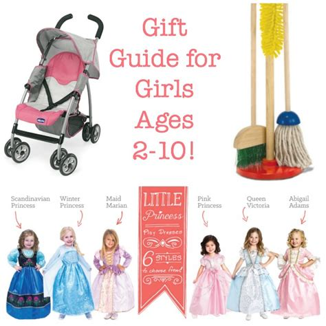 best gifts for girls aged 10 gift guide for ages 2 10