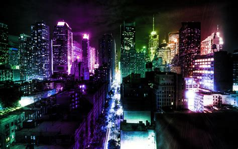 colorful city colorful city wallpaper ny by o0odc on deviantart