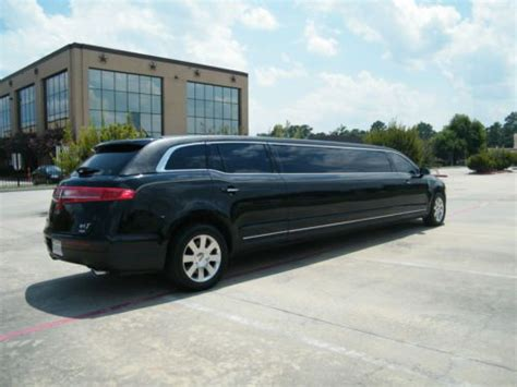 automotive air conditioning repair 2013 lincoln mkt transmission control buy used 2013 lincoln mkt 120 quot limousine by lcw automotive only 9700 miles in houston texas