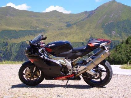 Motorrad Aprilia Rsv 1000 by Umgebautes Motorrad Aprilia Rsv 1000 R Factory Rsv Mille