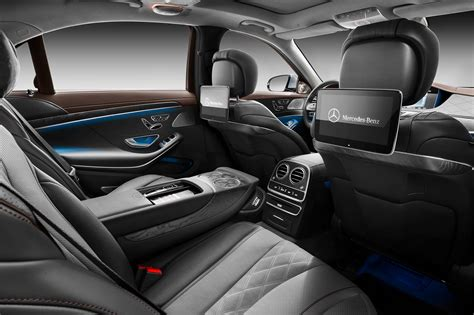 Mercedes S Class Interior by 2018 Mercedes S Class Look Review Motor Trend