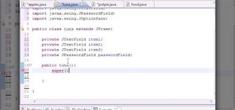 java swing event handling how to use event handlers for java programming 171 java