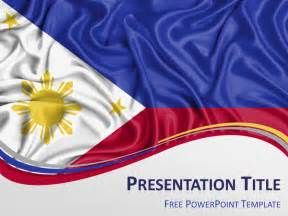 design a flag template philippines flag powerpoint template presentationgo