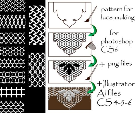 pattern maker 4 4 for free pattern for lace making by roula33 on deviantart
