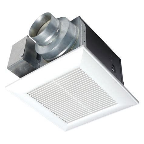 exhaust fans for bathroom panasonic whisperceiling fv 08vq5 ceiling mount bathroom