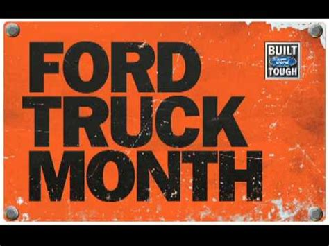 Sykora Family Ford by Sykora Family Ford 2013 Truck Month Radio Commercial