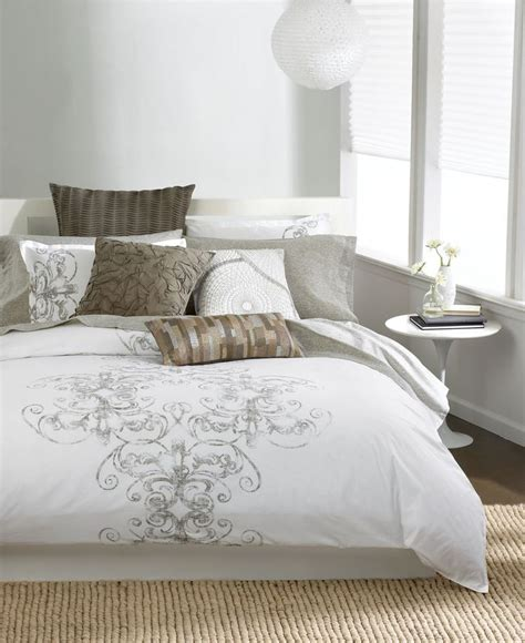 bar iii bedding bar iii vintage scroll bedding collection