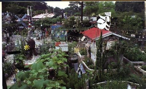 Howard Finster Paradise Gardens by The Calling Of Christian Artistry A Look At Howard