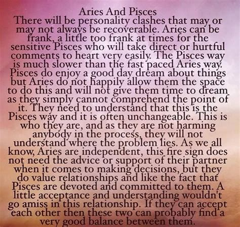 aries and pisces compatibility 375 best images about aries and pisces love on pinterest