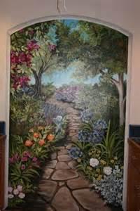Garden Wall Murals Ideas garden mural idea in berkeley ca more garden mural ideas garden paths