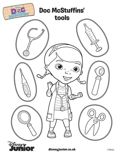 doc mcstuffins birthday coloring pages 41 best coloring pages doc mcstuffins images on pinterest