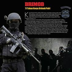 Pin Gegana Gegana Indonesia National Counter Terrorist