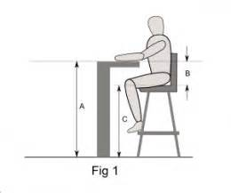 how to measure for bar stools swivel bar stool guide