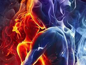 Soul mates twin flame or love bite wake up world