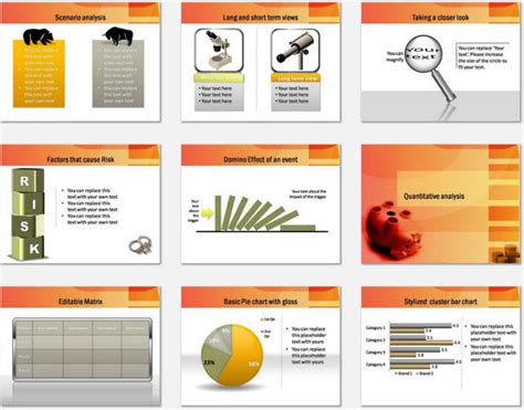 powerpoint presentation templates for accounting powerpoint accounting audit template