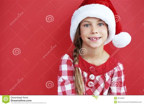 portrait of two year old boy with red curly hair stock santa royalty free stock photography image 35153587
