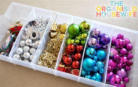 decoration storage ideas 15 clever ornament storage ideas