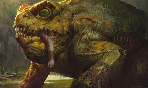 It Monster by Patrick S The Gitrog Monster Combo Top Level Podcast