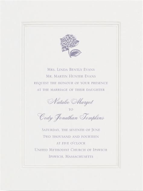 Wedding Invitations Ireland & Wedding Stationery   Classic