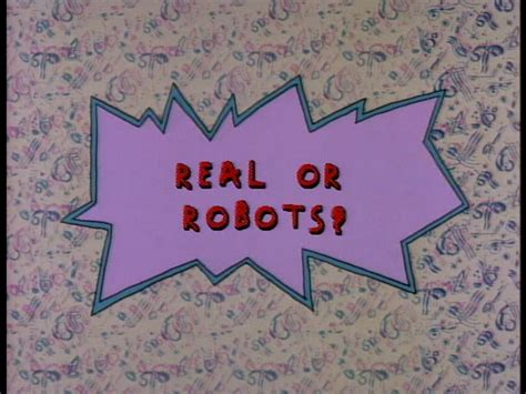 Outer Space Rug Real Or Robots Rugrats Wiki Fandom Powered By Wikia