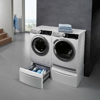 lade con piedistallo aeg e6whped2 wasmachine verhoger met lade coolblue