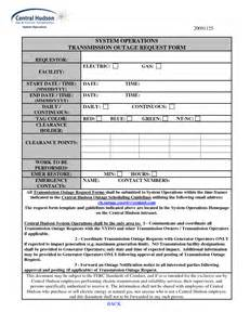 Network Report Template outage incident report template technical incident report
