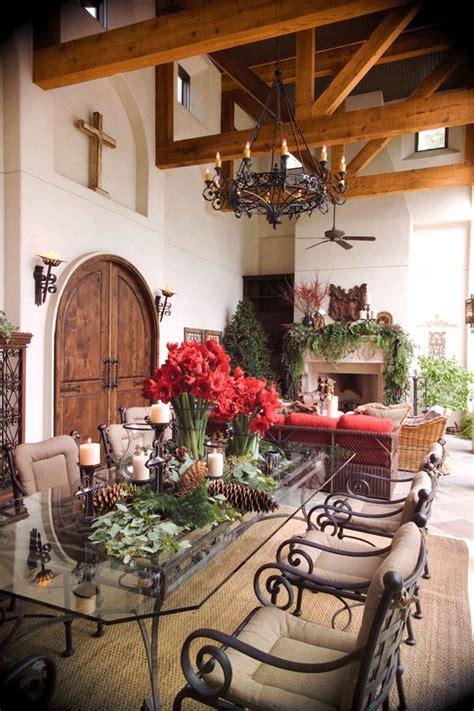 spanish decor hacienda outdoor casa pinterest haciendas outdoor