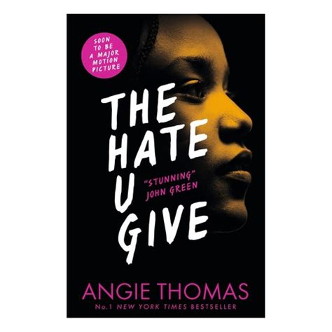 hate  give  angie thomas book kmart