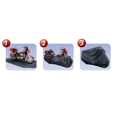 Budge® VIPS 2   Pc. Motorcycle Cover   161903, ATV, UTV