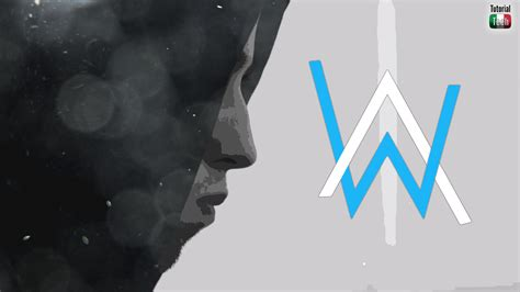 alan walker cartoon alan walker wallpapers wallpaper cave