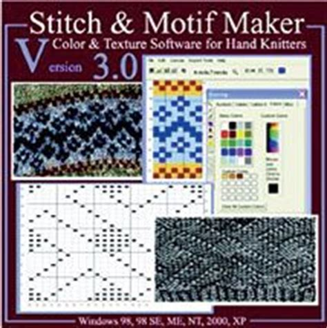 knitting pattern generator free 1000 images about knitting software on pinterest