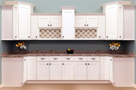 Rta Shaker Kitchen Cabinets by Faircrest Shaker White Kitchen Cabinets Surplus Warehouse
