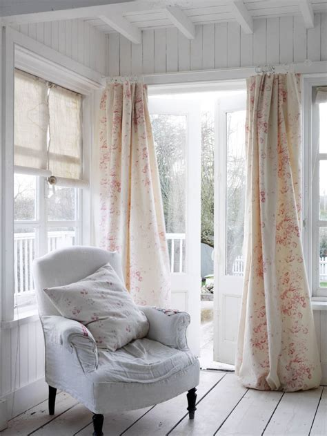Cottage Style Curtains And Drapes Cottage Style Curtains And Blinds