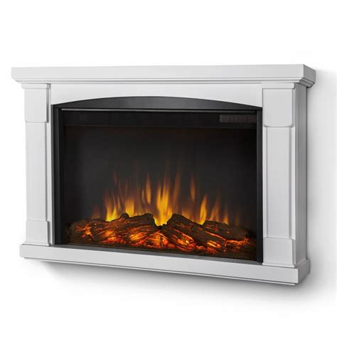 Brighton And Fireplace by Real Brighton Slim Line Wall Hung Electric Fireplace