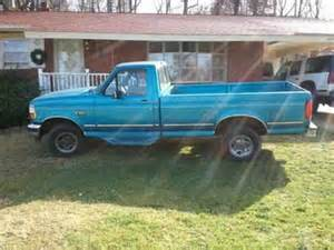 1996 Ford F150 4x4 For Sale 4 200 1996 Ford F150 4x4 For Sale In Greensboro