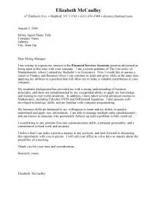 entry level cover letter exles 10 formal cover letter sle for an entry level