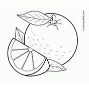 Annoying Orange Colouring Pages  Free Coloring On Masivy World