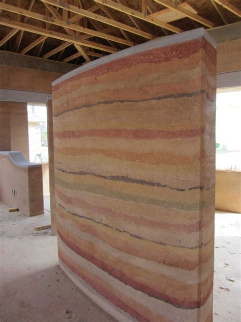 rammed earth gallery precision structural engineering
