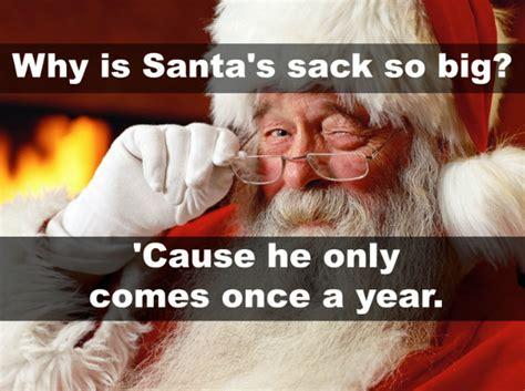 Dirty Santa Meme - what s the dirtiest christmas joke you can think of