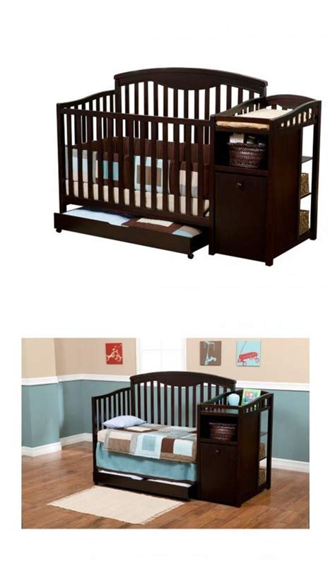 convertible baby crib plans woodworking projects plans