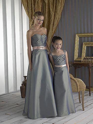 Dress Grey Ks gray and pink bridal dresses