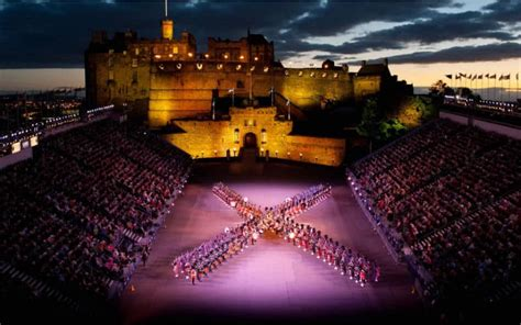 grand tour de l ecosse avec spectacle military tattoo