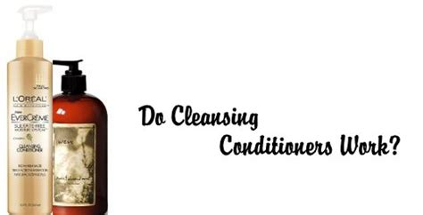 What Detox Shoo Works by Do Cleansing Conditioners Work On Hair What You Need To