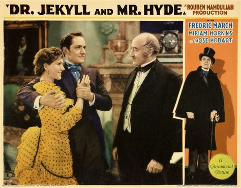 dr jekyll and mr dr jekyll and mr hyde 1931