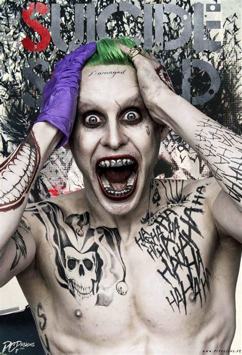 imagenes joker suicide squad posters personalizados suicide squad harley quinn joker