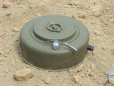 landmine | left eye on the media