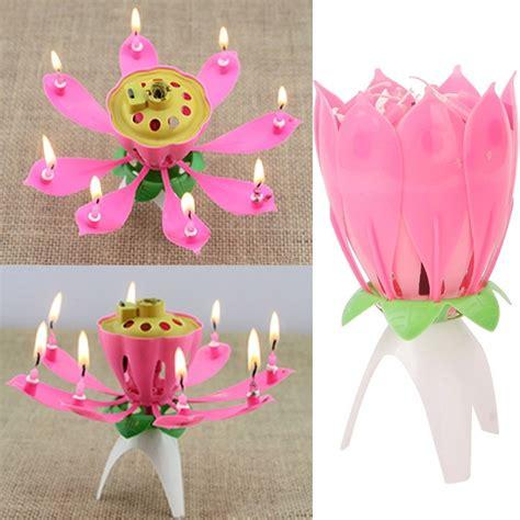 aliexpress buy amazing musical lotus flower