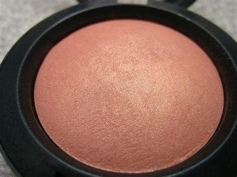 warm blush mac mineralize blush warm soul my mac obsession
