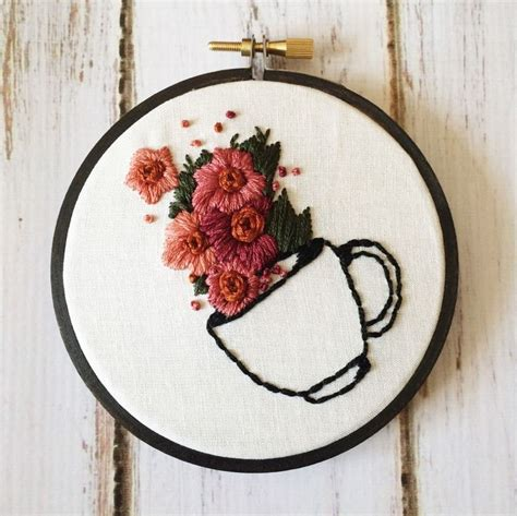 Embroidery Handmade Designs - best 25 handmade embroidery designs ideas on