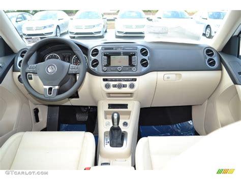 Tiguan Beige Interior by 2013 Volkswagen Tiguan Sel Beige Dashboard Photo 67930430